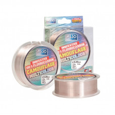 MODELO FLUOROCARBO ASSO CAMOUFLAGE MULTICOLOR