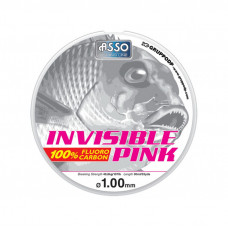 MODELO FLUOROCARBON ASSO INVISIBLE PINK